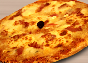 Pizza des gourmands
